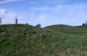 8: De resterende høje bed Thorsø Høje en nærmest fuldstændigt intakte.