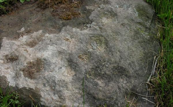 10: Skålgruberne opfattes som et af bronzealderens frugtbarheds- symboler.