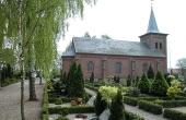 I 1868-69 opførtes den nye Essenbæk Kirke i Assentoft.