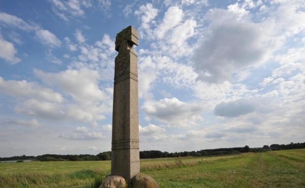 Thor Langes flotte mindesten over Slaget på Grathe Hede.