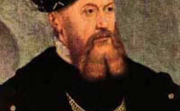 Kong Chr d. III. - Danmarks konge 1534-59.