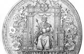 Chr. d.3. segl. Under Chr. d.3. blev Danmark igen samlet i et´rige og i 1536 gennemførte han reformationen i Danmark. Billede fra Wikipedia.