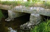 Gråmølle Bro repræsenterer på bedste vis stedets lange historie.