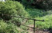 Møllekanalen var et gravet omløb til den opstemmede mølledam vest for gården som forsynede møllen med vand. Nu ses kun den tilvoksede kanal nedenfor møllen.