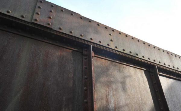Kassebroen er en smuk repræsentant for tidlig industriarbejde.