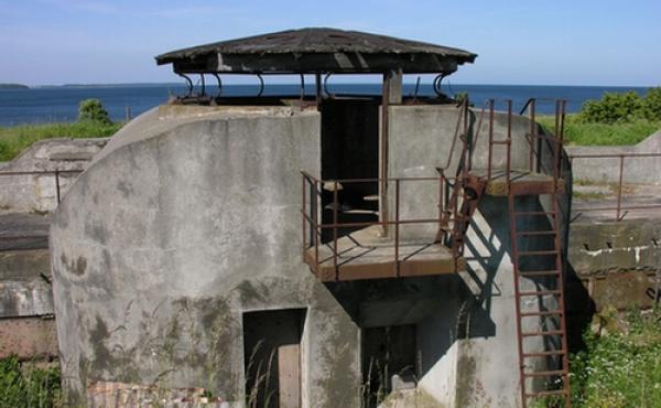 Observationsposten hvorfra Storstømmen blev overvåget.