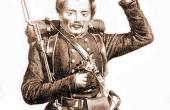 """Den danske """"Jens"""" stammer fra Treårskrigen hvor F.C.Lund blot navngav dette soldaterbillede """"Jens""""."""